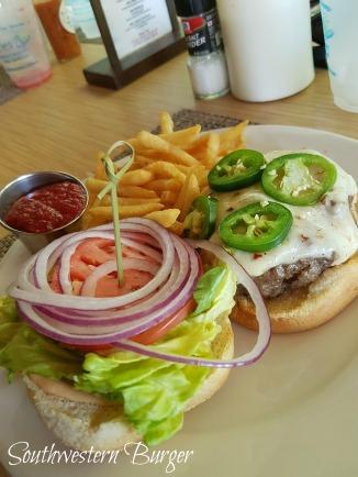 Southwestern Burger