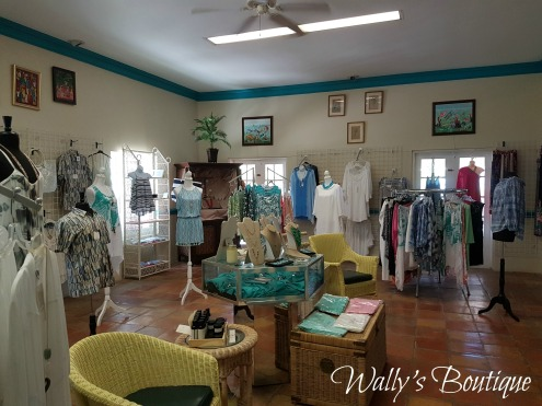Wally's Boutique